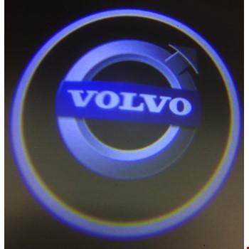 Volvo Kapı Altı Led Logo Aydınlatma 3D Ghost Shadow