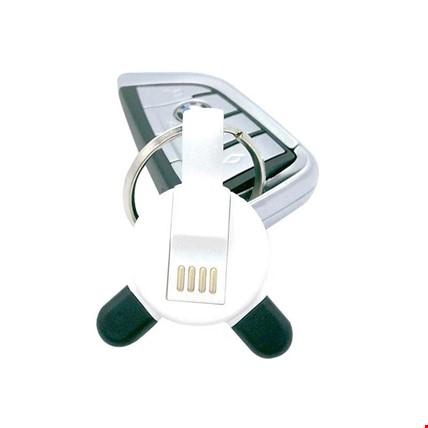 2in1 iPhone Lightning Type-C Manyetik Anahtarlık Kısa Kablo