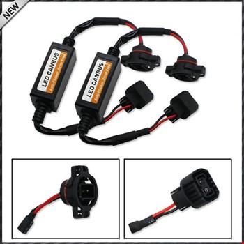 PSX24W PS24W 5202 H16 Soket Canbus Arıza Işığı Dekoder Söndürücü