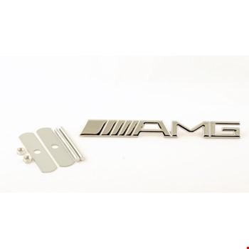AMG Vidalı Logo Amblem