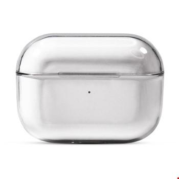 Apple Airpods Pro Şeffaf Koruma Kılıf Clear Cover Koruma