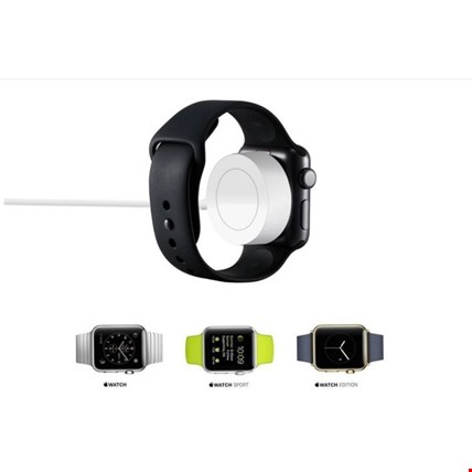 Apple Watch 38 40 42 44 mm 1 2 3 4 5 Seri Şarj Aleti Cihazı