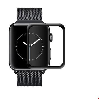 Apple Watch 4 5 44 mm 3D Tam Kaplayan Nano Ekran Koruyucu Filmi