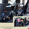 Araba Araç Koltuk Arkası Organizer Ceplik Katlanabilir Masa Cep