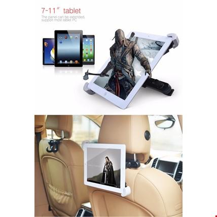 Araç İçi koltuk Arkası 360 Derece Tablet iPad Universal Tutucu