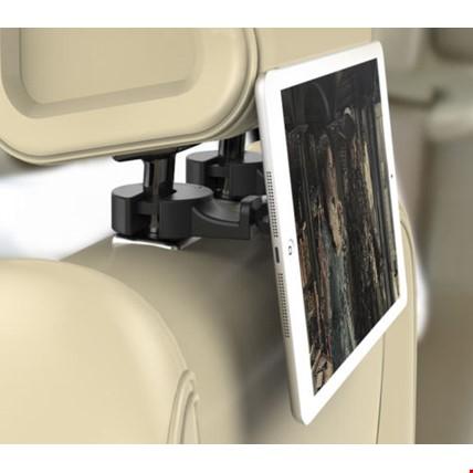 Araç Koltuk Başlık Arkası Manyetik Mıknatıslı iPad Telefon Tutucu