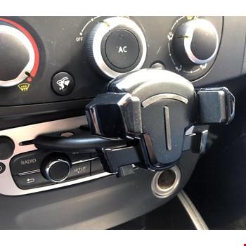 Araç Oto Araba Cd Çalar Yuvası İçin Otomatik Araç Telefon Tutucu