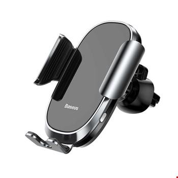 Baseus iPhone Samsung Xiaomi Havalandırma Otomatik Telefon Tutucu