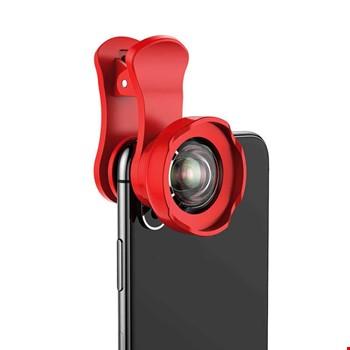 Baseus iPhone Samsung Mi Kamera Lens Fish Eye 15x 120 Derece B09