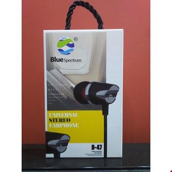 Blue Spectrum D-47 Stereo Mikrofonlu Kulak İçi Kulaklık