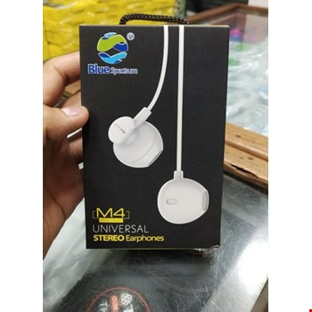 Blue Spectrum M-4 Stereo Mikrofonlu Kulak İçi Kulaklık