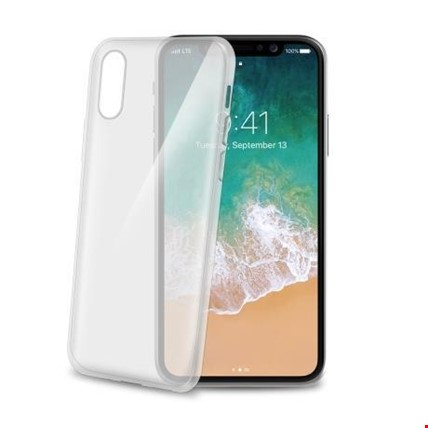 Celly iPhone X Xs Gelskin Şeffaf Telefon Kılıfı