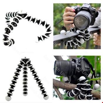 Ahtapot Tripod Esnek DSLR Kamera Sony Nikon Canon Stand