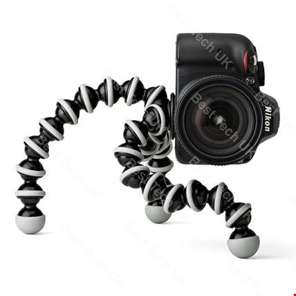 Ahtapot Tripod Esnek SLR Kamera Sony Nikon Canon Stand 24cm