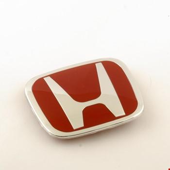 Honda Kırmızı Bagaj H Logo Logosu  Type-R 75700-SNW-j01