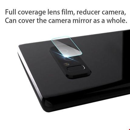 Samsung S8 S9 Plus Note 8 9 Kamera Lensi Koruma Camı Şeffaf