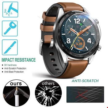 Huawei Watch Gt - Gt Sport Temperli Cam Koruyucu