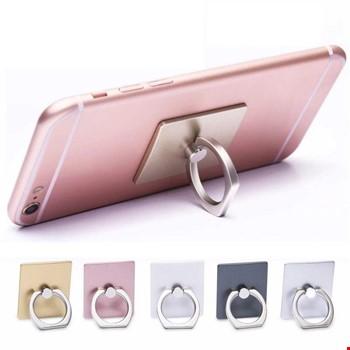 i Ring Telefon Halkası Yüzük Tutucu Stand Selfie Yüzüğü 2 Adet