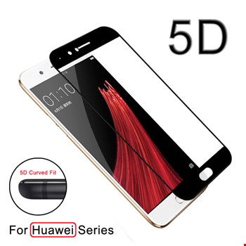 Huawei Mate 20 Pro 5D Kırılmaz Cam Tam Ekran Koruyucu
