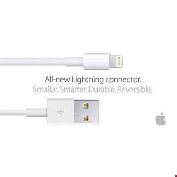 iPhone Lightning 1Metre 5A HızlıŞarj Data Senkronizasyon Kablosu