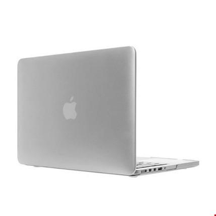 MacBook Air 13 13.3 Kılıf Rubber Tam Koruma Kapak Renk: Beyaz