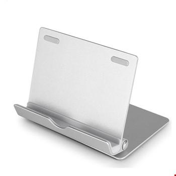 Metal 360 Derece Ayarlanabilir Dönebilen Tablet Telefon Standı