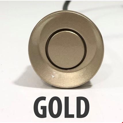 Yedek Park Sensörü Gözü Tekli 22mm Renk: Gold