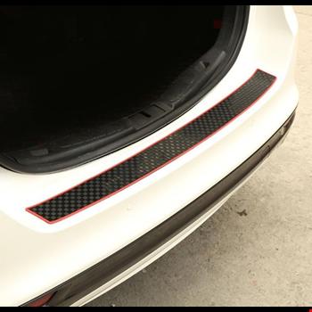 Oto Araç Universal Tampon Eşiği Kauçuk Koruyucu Damalı