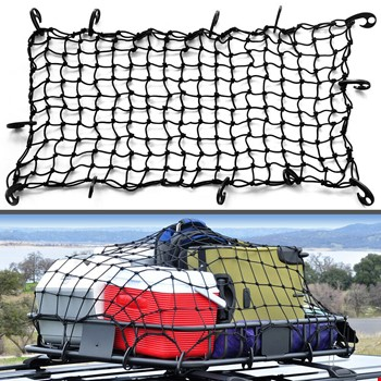 Otomobil Araç İçin Elastik 90 x 110 Bagaj Filesi