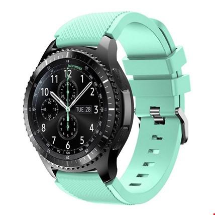 Huawei Watch Gt Gt2 Classic - Gt Gt2 Sport Silikon Kordon Kayış Renk: Turkuaz