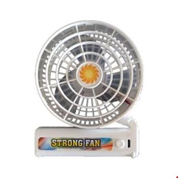 Şarjlı Mini Katlanabilir Masaüstü El Vantilatör Soğutucu Fan Md2