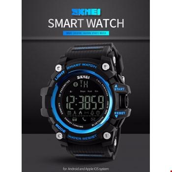 Skmei 1227 Akıllı Bluetooth Android İos Uyumlu Erkek Kol Saati