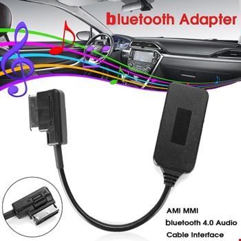 Mercedes-Benz AMI MMI Bluetooth Müzik Adaptörü Sku40