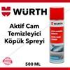 Würth Aktif Cam Temizleyici Temizleme Sprey Köpüğü 500ml