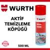 Würth Aktiv Clean Araç içi Meyve Kokulu Aktif Temizleme Köpüğü