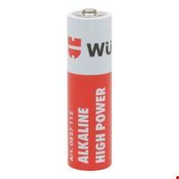Würth Orjinal Yüksek Kalite Alkaline Kalem Pil 4 Adet