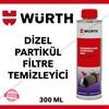 Würth DPF Dizel Partikül Filtre Koruyucu DPF Temizleyici 300ml