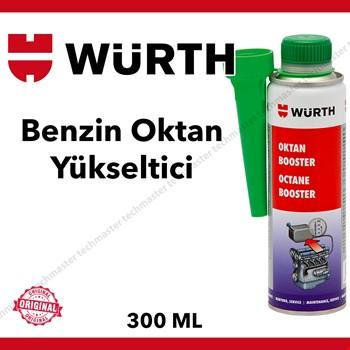 Würth Benzin Oktan Yükseltici 300ml