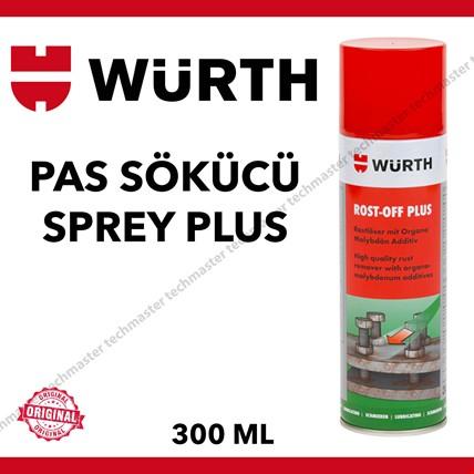Würth Pas Sökücü Rost Off Plus Sprey 300ml
