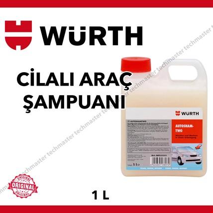 Würth Cilalı Araç Şampuanı AutoSham-Two 1lt