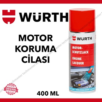 Würth Motor Koruma Parlatma Cilası 400ml