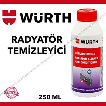 Würth Radyatör Temizleyici 250ml