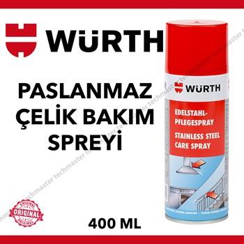 Würth Paslanmaz Çelik Bakım Spreyi 400ml