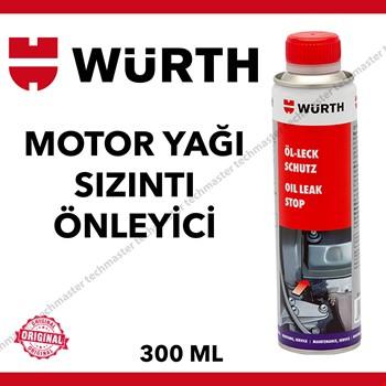 Würth Motor Yağı Sızdırma Önleyici Sızıntı Tıkayıcı 300ml