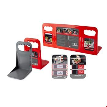Würth Cargonizer Bagaj Düzenleyici Süper Paket Kırmızı&Gri