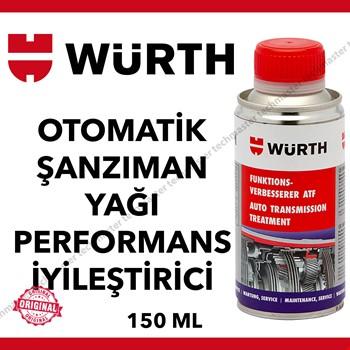 Würth Otomatik Şanzıman Yağı Performans İyileştirme Sıvısı 150ml