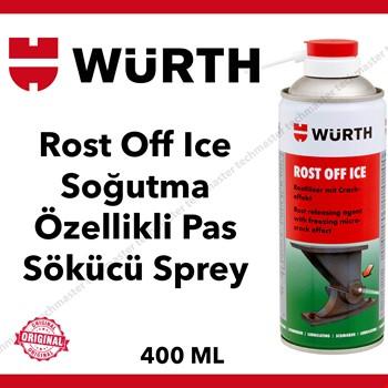 Würth Rost Off Ice Soğutma Özellikli Pas Sökücü Sprey
