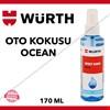 Würth Sprey Oto Araç Kokusu Ocean 170ml