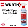 Würth Süper Buz Çözücü Sprey 500ml
