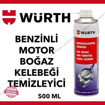 Würth Benzinli Motor Boğaz Kelebeği Temizleyici 500ml